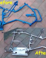 chrome_kart_frame